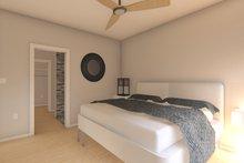 House Plan Design - Cottage Interior - Master Bathroom Plan #126-222