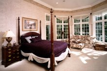 European Interior - Master Bedroom Plan #70-781