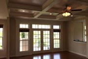 Colonial Style House Plan - 5 Beds 4 Baths 3284 Sq/Ft Plan #927-812