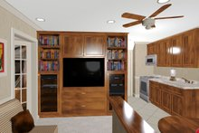 Home Plan - Upper Level Living Space