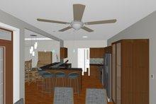 House Design - Farmhouse Interior - Kitchen Plan #126-179