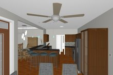 Dream House Plan - Farmhouse Interior - Kitchen Plan #126-179