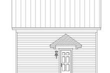 Country Exterior - Other Elevation Plan #932-128