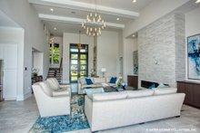 Dream House Plan - Contemporary Interior - Family Room Plan #930-504