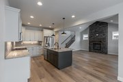 Craftsman Style House Plan - 3 Beds 2.5 Baths 1942 Sq/Ft Plan #1070-53