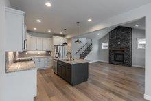 Dream House Plan - Craftsman Interior - Kitchen Plan #1070-53