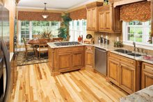 House Plan Design - Country Interior - Kitchen Plan #929-636