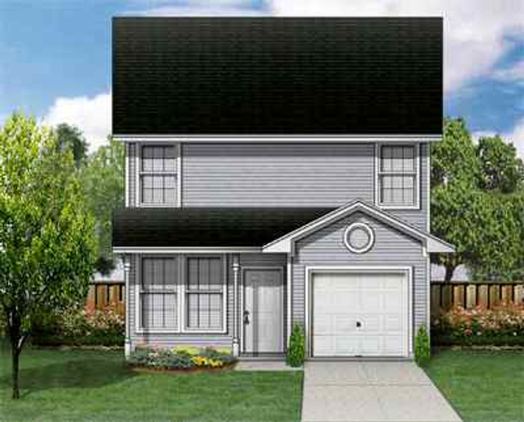 Traditional style house plan 3 beds 2 5 baths 1450 sq ft for Craftsman style homes for sale in nh
