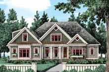 Bungalow Exterior - Front Elevation Plan #927-432