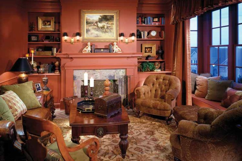 Colonial Interior - Other Plan #429-327 - Houseplans.com