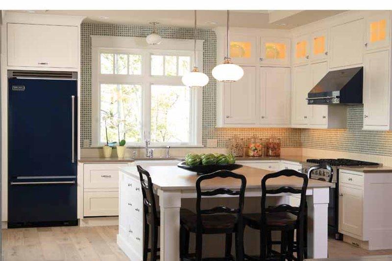 Craftsman Interior - Kitchen Plan #928-175 - Houseplans.com