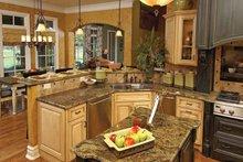 Dream House Plan - Country Interior - Kitchen Plan #952-276