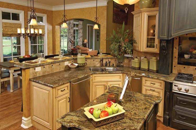 Country Interior - Kitchen Plan #952-276 - Houseplans.com