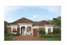 Dream House Plan - Country Exterior - Front Elevation Plan #938-14