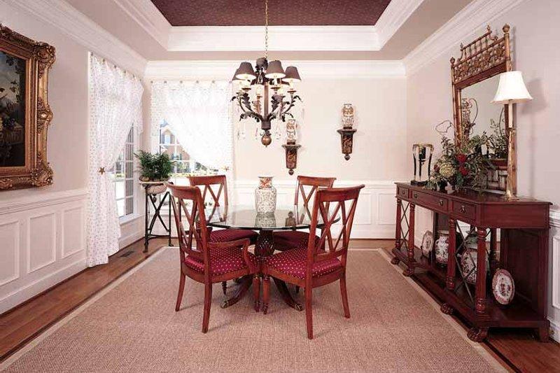 Traditional Interior - Dining Room Plan #929-177 - Houseplans.com