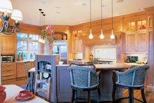 Home Plan - Craftsman Interior - Kitchen Plan #48-807
