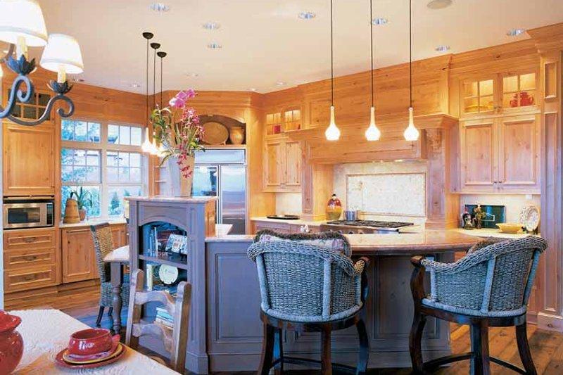 Craftsman Interior - Kitchen Plan #48-807 - Houseplans.com