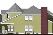 Traditional Style House Plan - 4 Beds 2.5 Baths 3696 Sq/Ft Plan #524-11 Exterior - Other Elevation