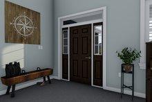 Dream House Plan - Craftsman Interior - Entry Plan #1060-66