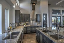 Contemporary Interior - Kitchen Plan #935-5