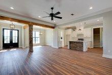 House Design - Farmhouse Interior - Kitchen Plan #430-164
