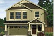 Craftsman Style House Plan - 3 Beds 2.5 Baths 1579 Sq/Ft Plan #943-13