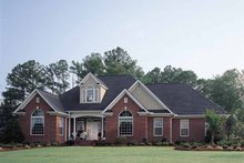 Architectural House Design - Ranch Exterior - Front Elevation Plan #929-176