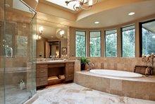 Modern Interior - Master Bathroom Plan #132-221