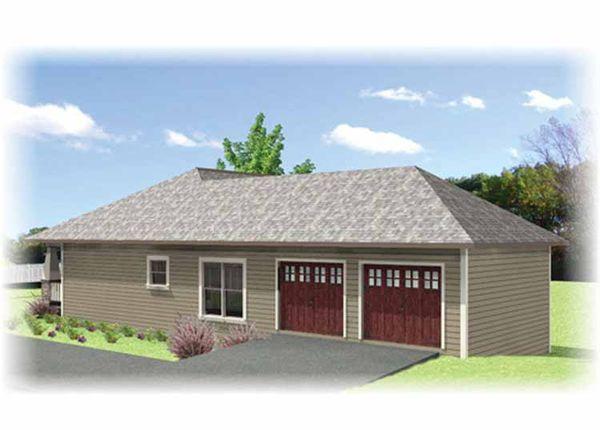 House Plan Design - Craftsman Floor Plan - Other Floor Plan #44-218