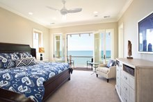 Craftsman Interior - Master Bedroom Plan #928-272