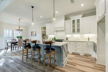 Traditional Interior - Kitchen Plan #430-228
