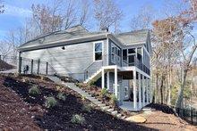 Dream House Plan - Craftsman Exterior - Other Elevation Plan #437-114