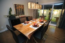 House Plan Design - Contemporary Interior - Dining Room Plan #23-2586