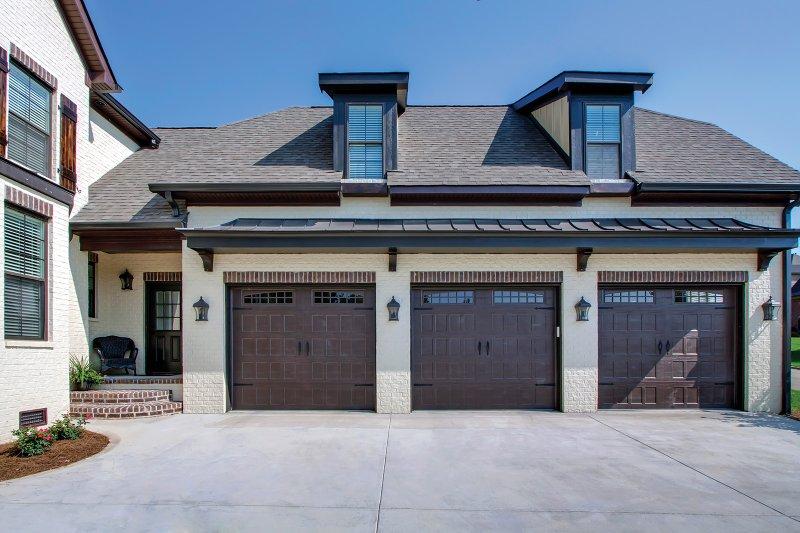 Exterior - Other Elevation Plan #927-362 - Houseplans.com