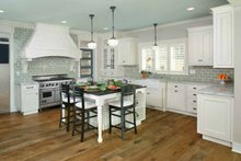 Dream House Plan - Traditional Interior - Kitchen Plan #928-23