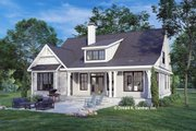 Cottage Style House Plan - 3 Beds 3 Baths 2176 Sq/Ft Plan #929-1137