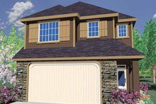 Traditional Exterior - Front Elevation Plan #509-246