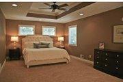 Tudor Style House Plan - 4 Beds 2.5 Baths 3203 Sq/Ft Plan #928-234 Interior - Master Bedroom