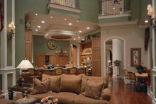 Home Plan - Mediterranean Interior - Other Plan #417-557