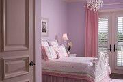 Mediterranean Style House Plan - 5 Beds 5.5 Baths 6045 Sq/Ft Plan #548-3 Interior - Master Bedroom