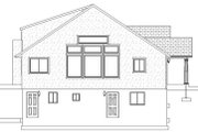 Traditional Style House Plan - 5 Beds 5 Baths 5160 Sq/Ft Plan #1060-20 Exterior - Other Elevation