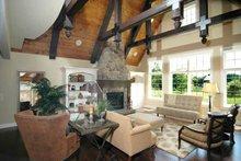 Home Plan - European Interior - Family Room Plan #928-28