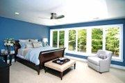 Prairie Style House Plan - 3 Beds 3 Baths 4322 Sq/Ft Plan #928-38 Interior - Master Bedroom