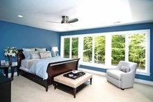 House Design - Prairie Interior - Master Bedroom Plan #928-38
