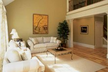 House Design - Traditional Interior - Family Room Plan #927-573