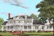 Southern Style House Plan - 4 Beds 5.5 Baths 5564 Sq/Ft Plan #137-186