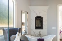 Home Plan - European Interior - Master Bathroom Plan #48-650