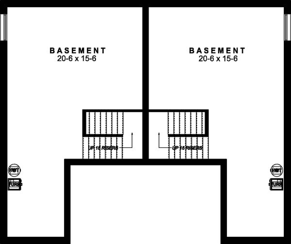 Dream House Plan - Basement