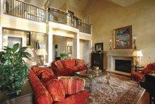 Craftsman Interior - Family Room Plan #132-485