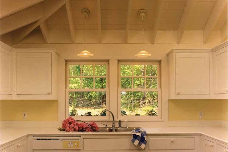 Country Interior - Kitchen Plan #961-1 - Houseplans.com